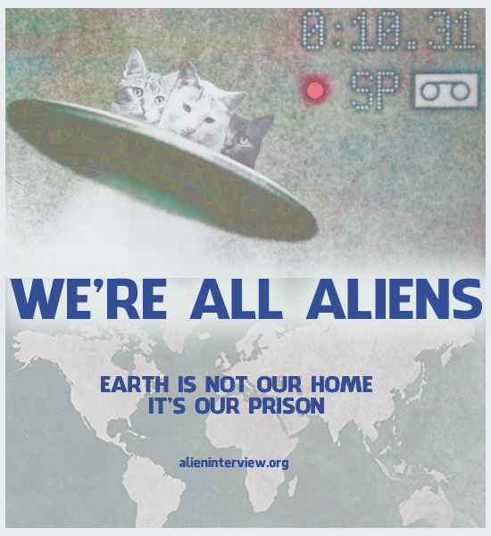 were all aliens