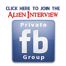 Alien Interview Private Facebook Group